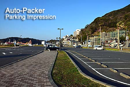 まどが浜海遊公園駐車場