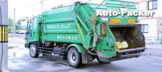 ゴミ収集車から学ぶ「車中泊ゴミ」の保管方法