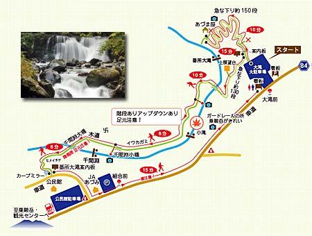 番所大滝マップ