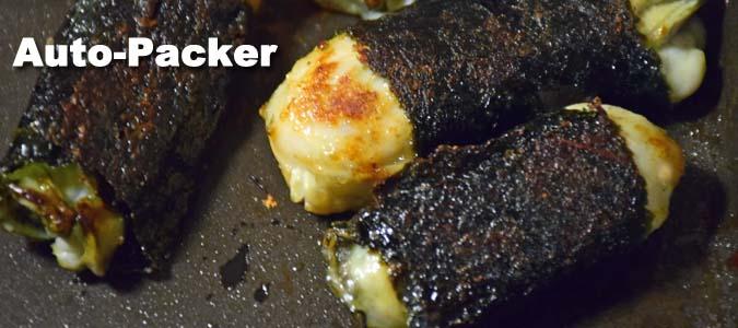 牡蠣の磯辺焼きは、余ったカキを美味しく食べる方法