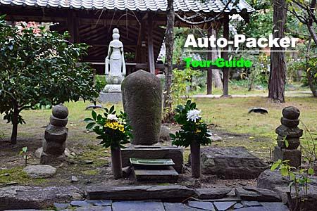 南宗寺にある家康の墓