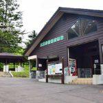 利尻山登山口にある車中泊のできるキャンプサイト 利尻北麓野営場