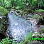 知床半島 岩尾別温泉 三段の湯と滝見の湯
