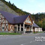 紅葉シーズンに使いたい、大雪防災ステーションの無料駐車場