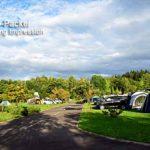 電源サイトがある、ひがしかぐら森林公園オートキャンプ場フローレ