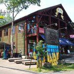 ニセコひらふにあるエキゾチックスポット、カフェ&レストランJoJo's
