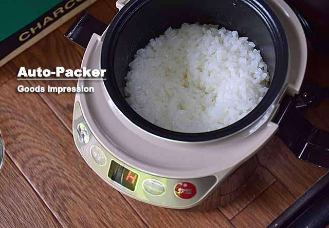 小さな炊飯器