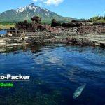 アザラシと遊べる利尻山の海超えビュースポット 仙法志御崎公園