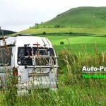 ドライブ中に面白いものを発見。中標津では大文字ではなく「牛」一文字。さすがは北海道。