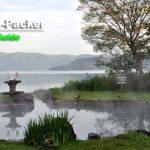 屈斜路湖畔にある無料温泉「池の湯」