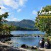屈斜路湖畔にある共同浴場「和琴温泉露天風呂」