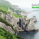 室蘭八景に数えられているトッカリショは、地球岬よりお勧めだ。