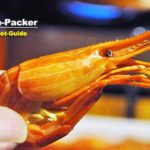野付半島の名産品「北海しまえび」。土産品は高いが、スーパーにはSサイズが1パック数百円で並んでいる。