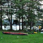本当の自然好きが集まる、然別湖北岸野営場