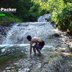 マイカーで行ける知床半島最深部 カムイワッカ湯の滝