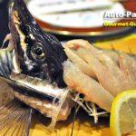 魚がおいしい小樽・花園の居酒屋 「炉ばた屋鶴吉」