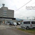 小樽のお勧め車中泊スポットは、小樽市観光駐車場