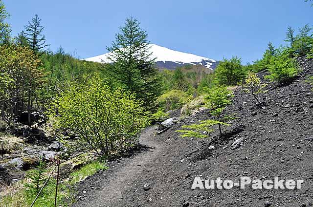 富士山 須走五合目