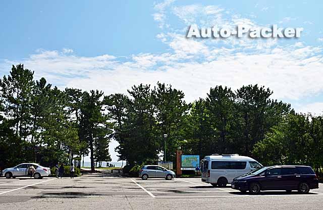 見附公園 駐車場