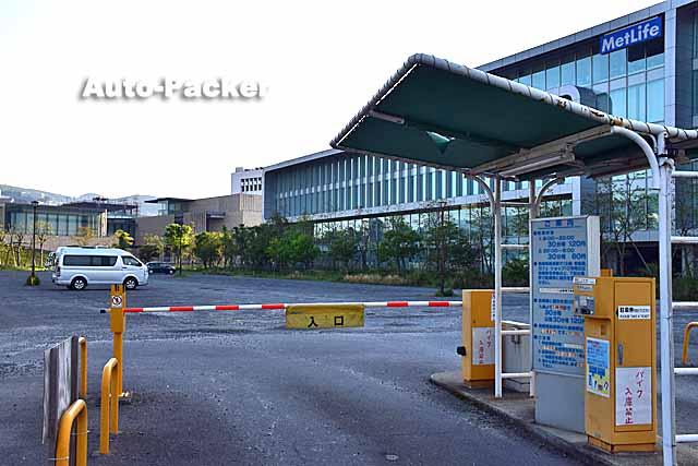 県営常磐(北)駐車場