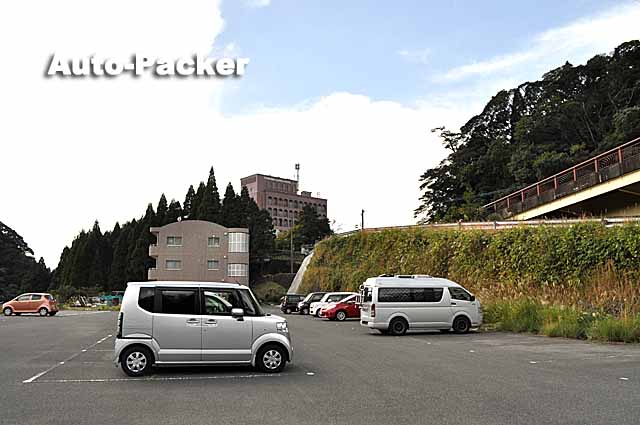 霧島温泉公共駐車場