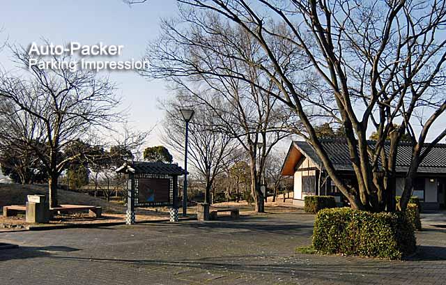 道の駅 近江母の郷 屋外トイレ