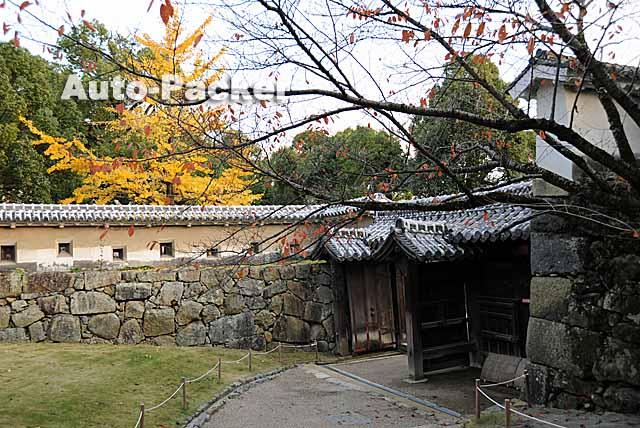 姫路城 江戸時代の石垣