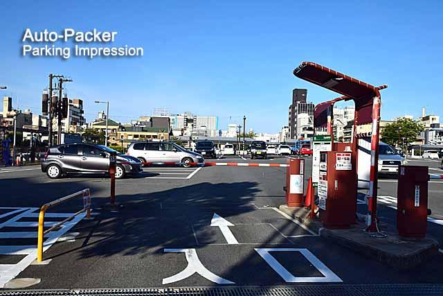 キョウテク京阪三条駅パーキング