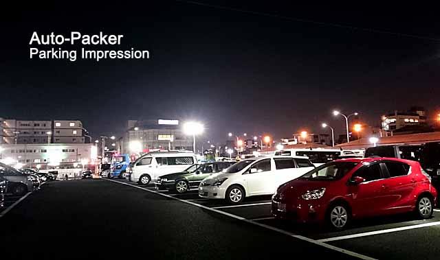 キョウテク京阪三条駅パーキング 車中泊