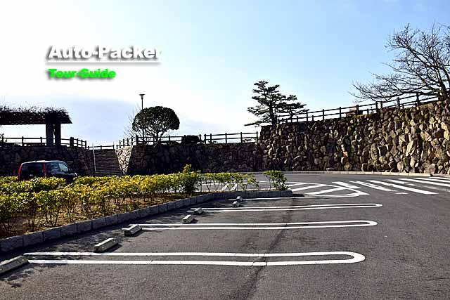 鷲羽山展望台 駐車場