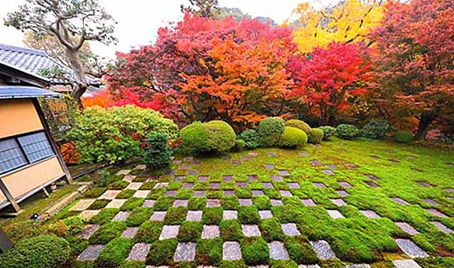 東福寺 秋の方丈