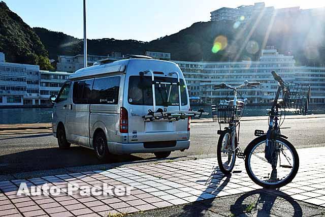 勝浦漁港緑地公園