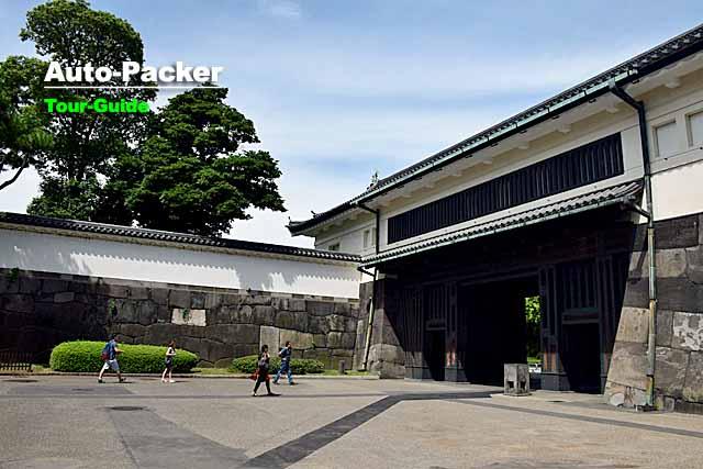 江戸城 大手門