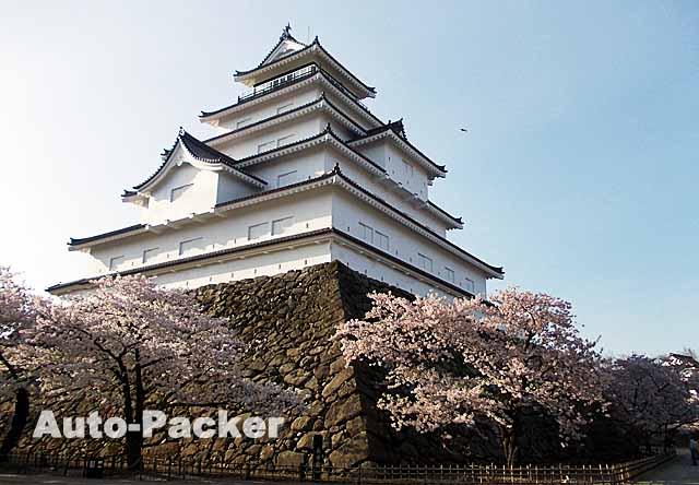 福島県 鶴ケ城
