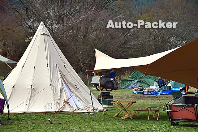 平成のキャンプブーム